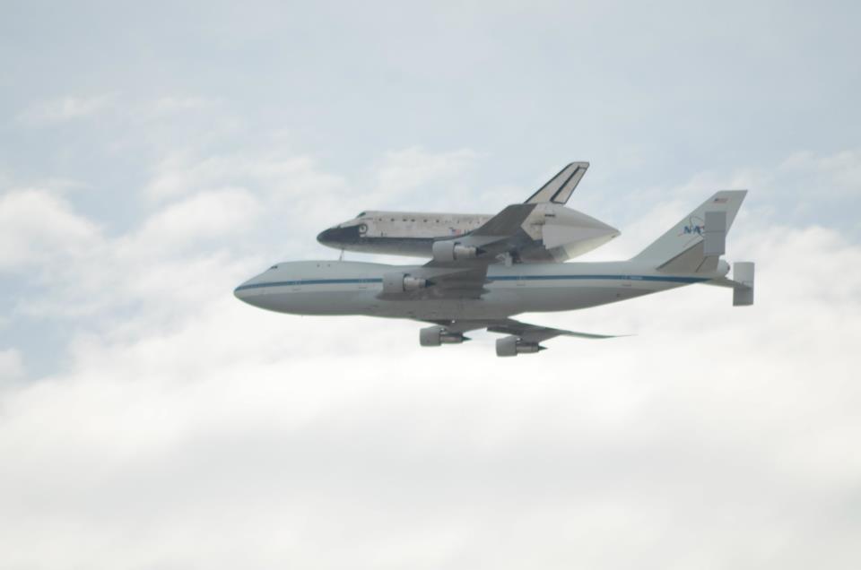Over Washington DC NASA - Pics about space