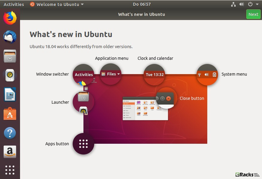 what's new in Ubuntu 18.04 LTS Bionic Beaver