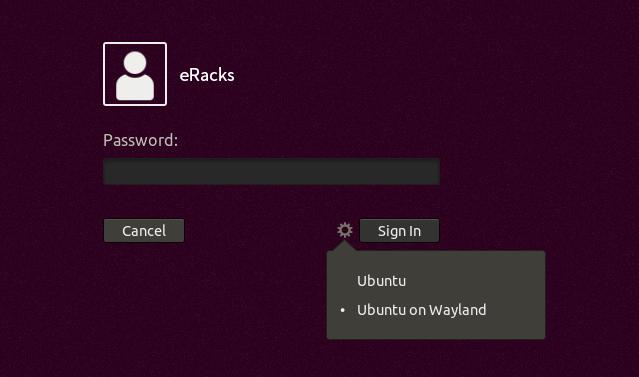 Xorg with Ubuntu 18.04 LTS